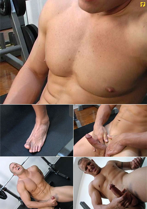 Mike's Workout at CorbinFisher