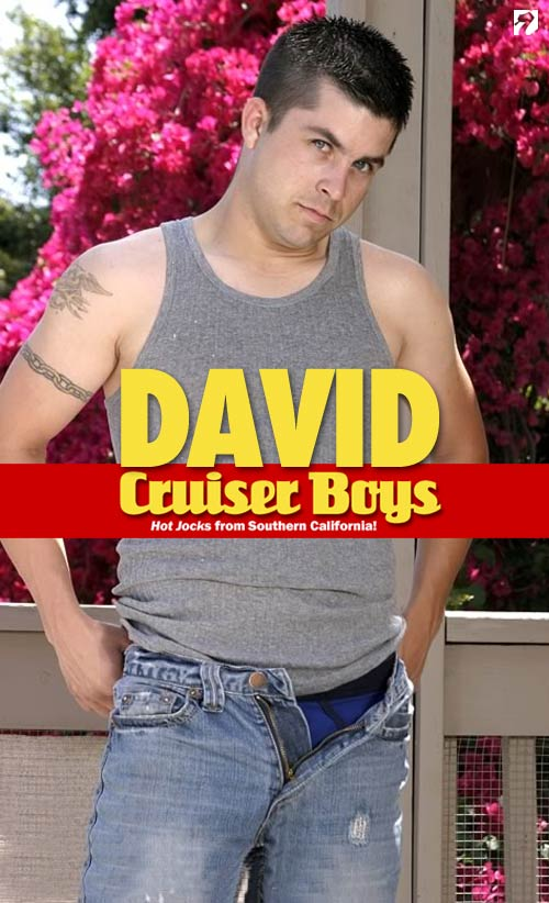 David at CruiserBoys