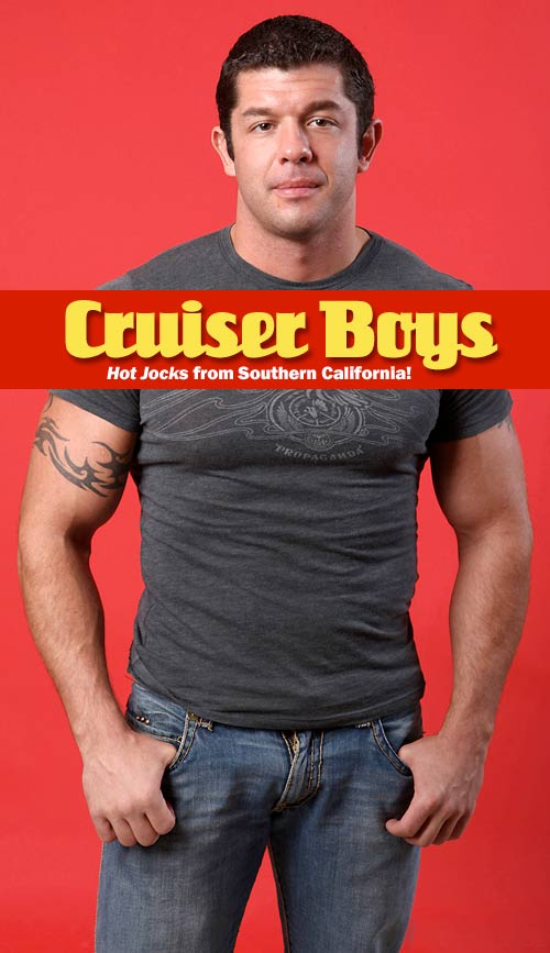 Josh at CruiserBoys