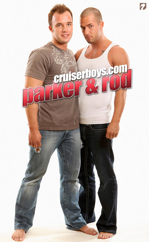 Parker & Rod at CruiserBoys