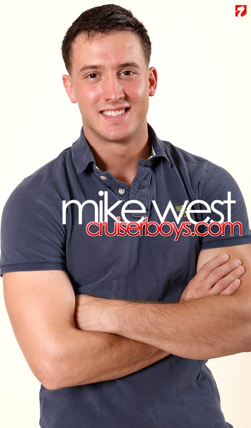 Mike West at CruiserBoys