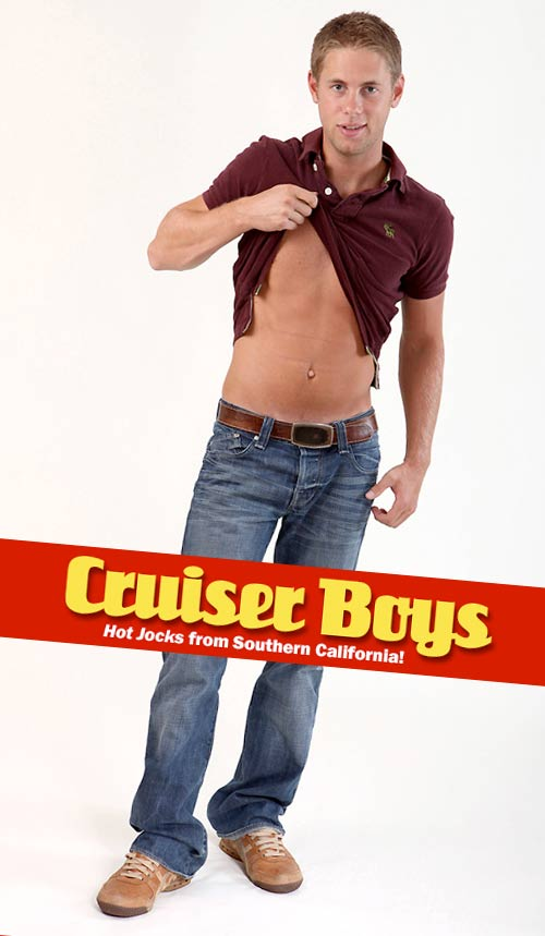 Anders at CruiserBoys