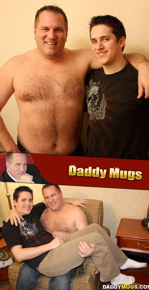 Daddy Mugs Sucks Hallway at DaddyMugs