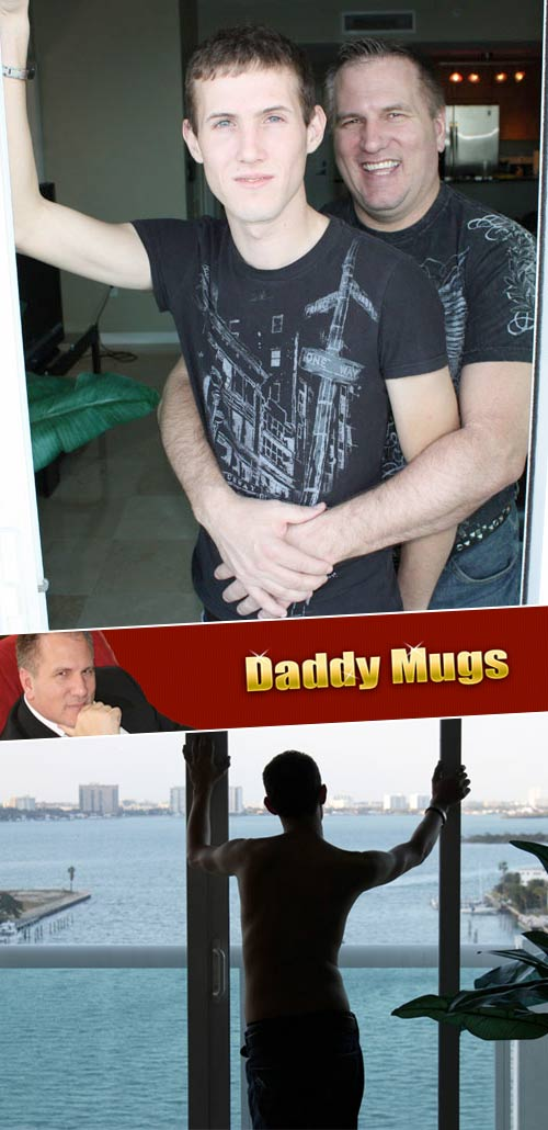 Daddy Fucks Jacob Tyler at DaddyMugs