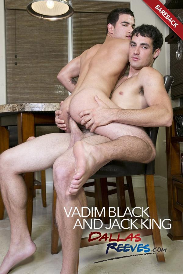 Vadim Black & Jack King (Playing Bareback Strip Poker) at DallasReeves.com