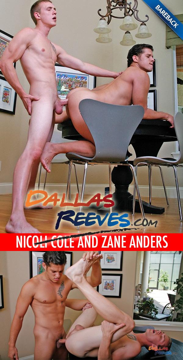 Nicoli Cole & Zane Anders (Bareback Flip-Fuck) at DallasReeves.com