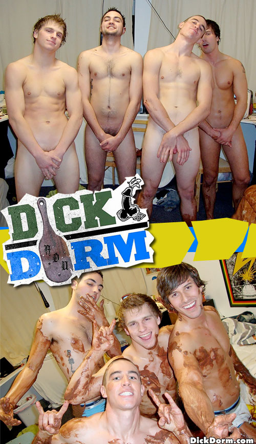 Let's Hear It! at DickDorm.com