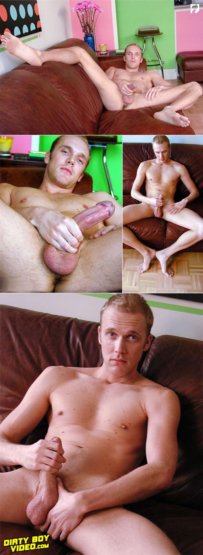 Lucas at Dirty Boy Video