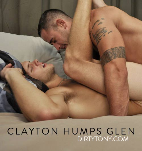 Clayton Archer Humps Glen Woods at DirtyTony