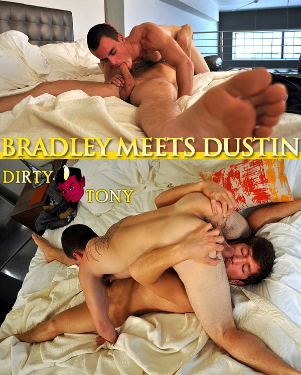 Bradley Rose Meets Dustin Wyler at DirtyTony