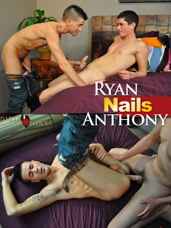 Ryan Lynch Fucks Anthony Rex at DirtyTony