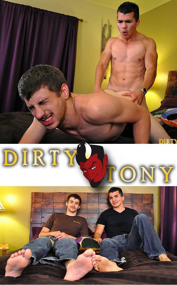 Francisco Fucks Blake Bjorn at DirtyTony