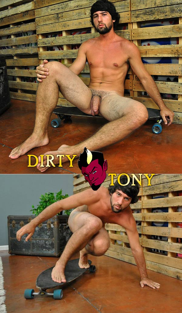 Tyler Haze (Casting Couch) at DirtyTony