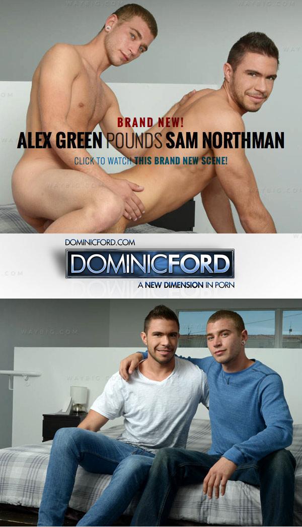 Alex Green Pounds Sam Northman at DominicFord.com