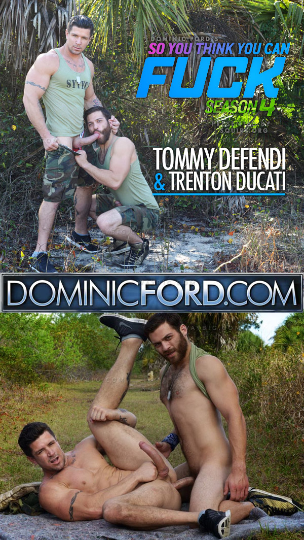 SYTYCF IV (Tommy Defendi & Trenton Ducati) (Episode 4) at DominicFord.com
