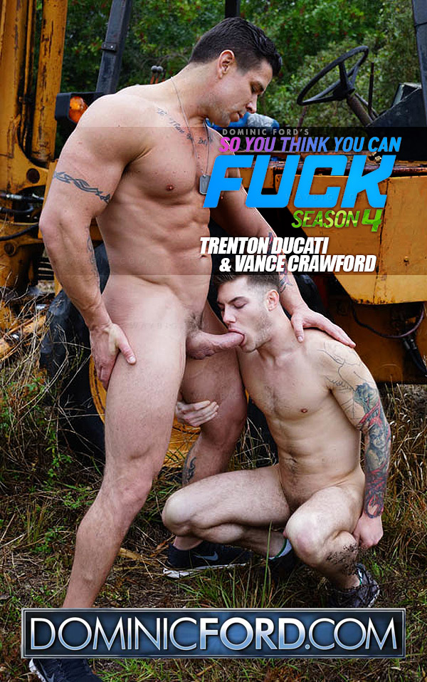 SYTYCF IV (Trenton Ducati & Vance Crawford) (Episode 9) at DominicFord.com