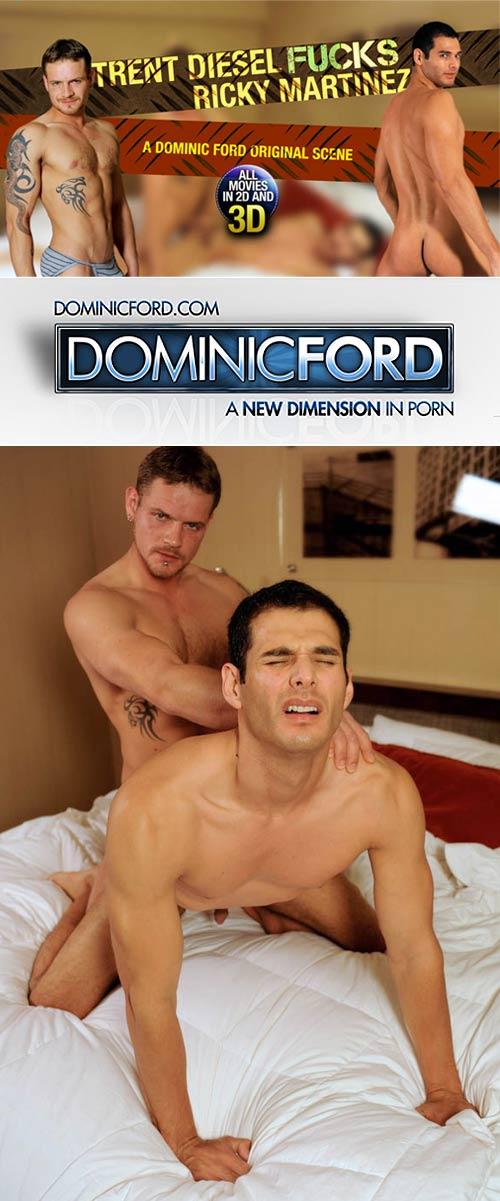 Trent Diesel Fucks Ricky Martinez (3D) at DominicFord.com