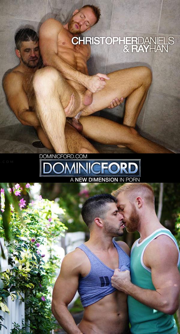 Christopher Daniels Fucks Ray Han at DominicFord.com