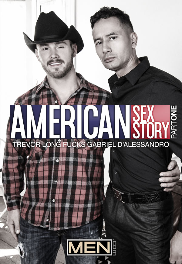 American Sex Story (Trevor Long Fucks Gabriel D'Alessandro) (Part 1) at Drill My Hole