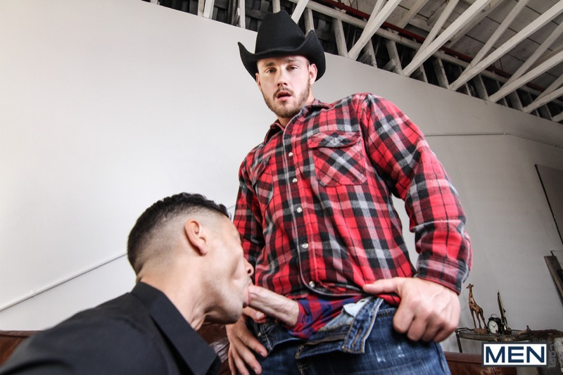 American Sex Story (Trevor Long Fucks Gabriel D'Alessandro) (Part 1) at Drill My Hole