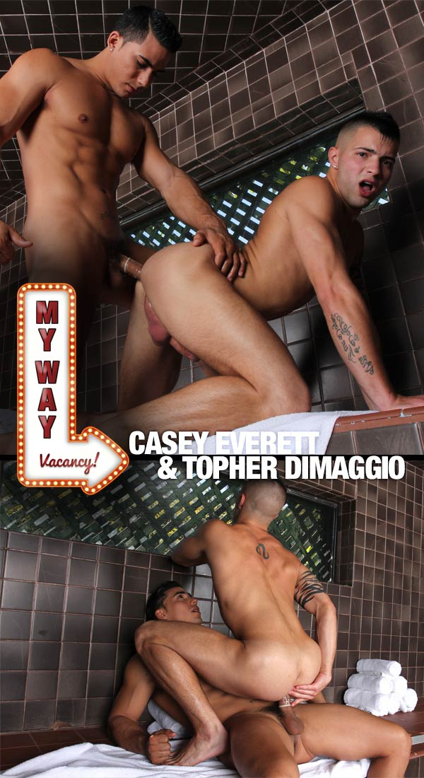 My Way Inn (Casey Everett & Topher DiMaggio) at Drill My Hole
