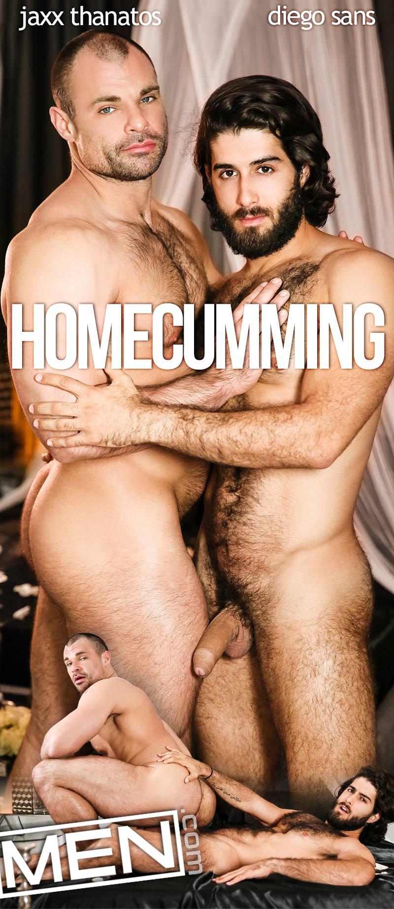 HomeCumming (Diego Sans Fucks Jaxx Thanatos) at Drill My Hole