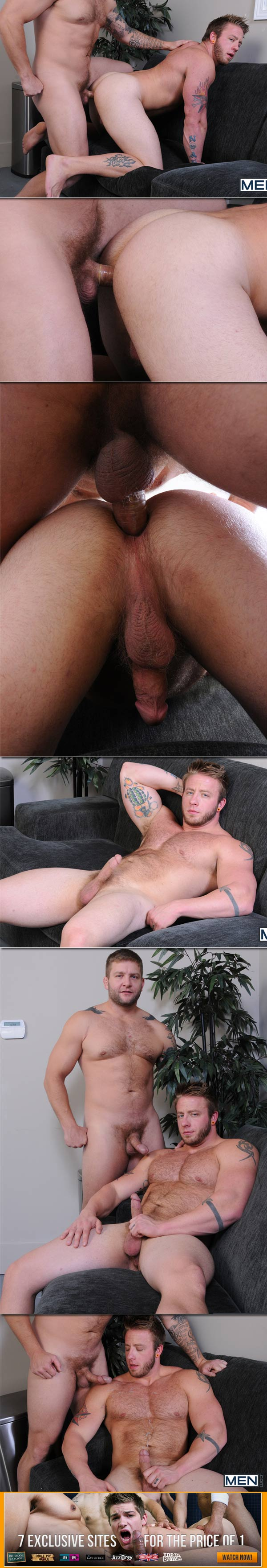 Scrum (Colby Jansen & Aaron Bruiser) (Part 2) at Drill My Hole