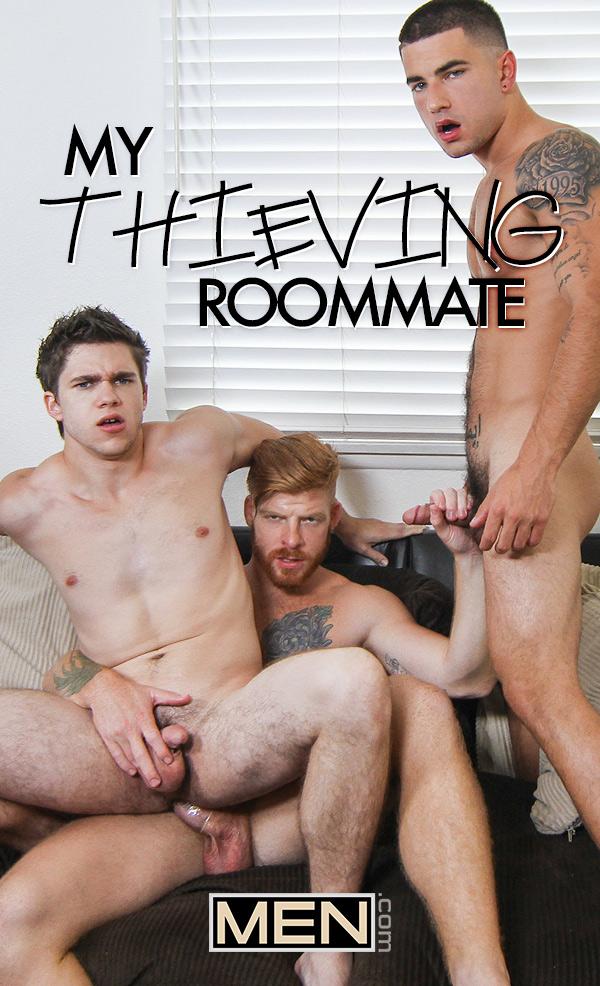 My Thieving Roommate (Vadim Black, Will Braun & Bennett Anthony 3-Way) at Drill My Hole