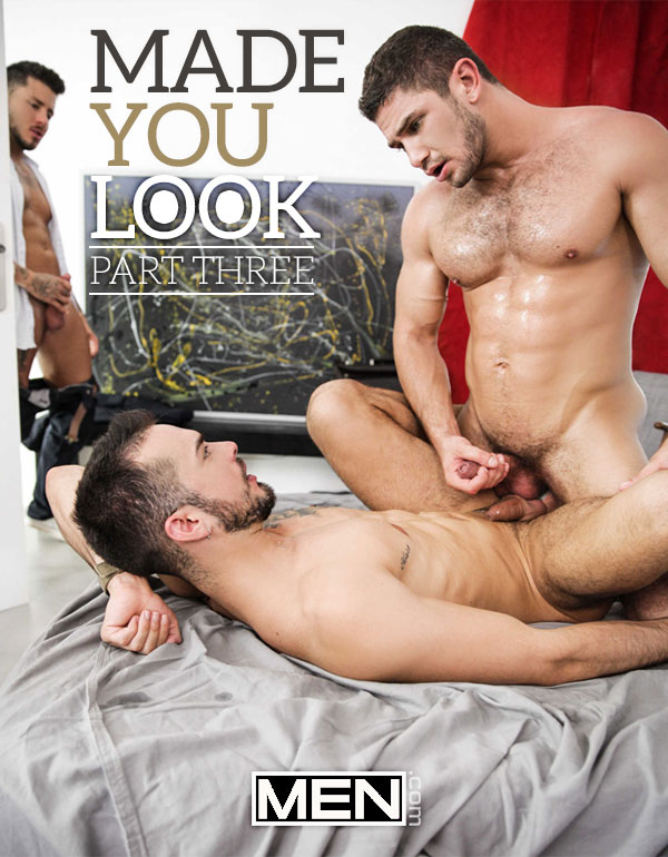 Made You Look (Dato Foland Fucks Jean Favre) (Part 3) at Drill My Hole