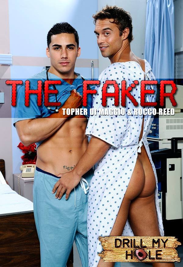 The Faker (Topher Di Maggio & Rocco Reed) at Drill My Hole