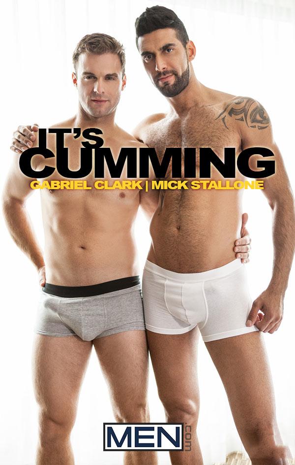It's Cumming (Gabriel Clark Fucks Mick Stallone) at Drill My Hole