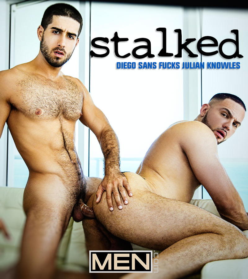 Stalked (Diego Sans Fucks Julian Knowles) at Drill My Hole