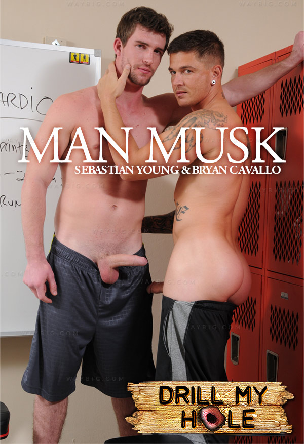 Man Musk (Sebastian Young & Bryan Cavallo) at Drill My Hole
