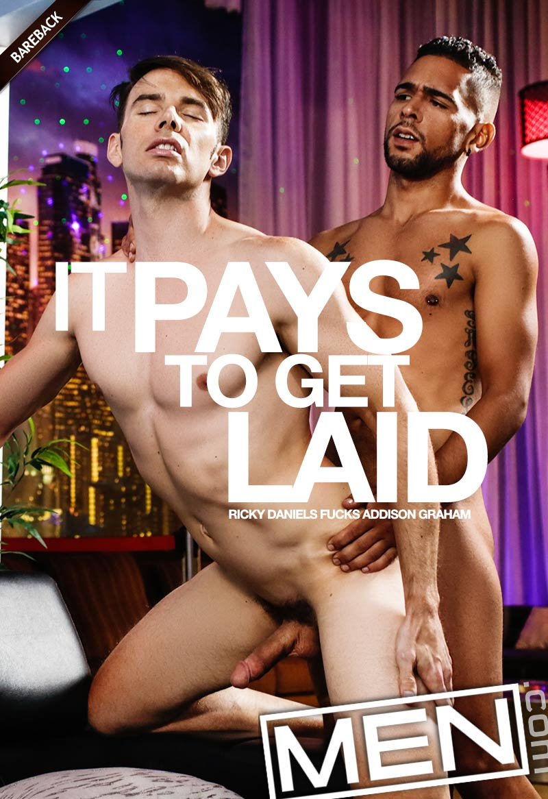 It Pays To Get Laid (Ricky Daniels Fucks Addison Graham) at Drill My Hole