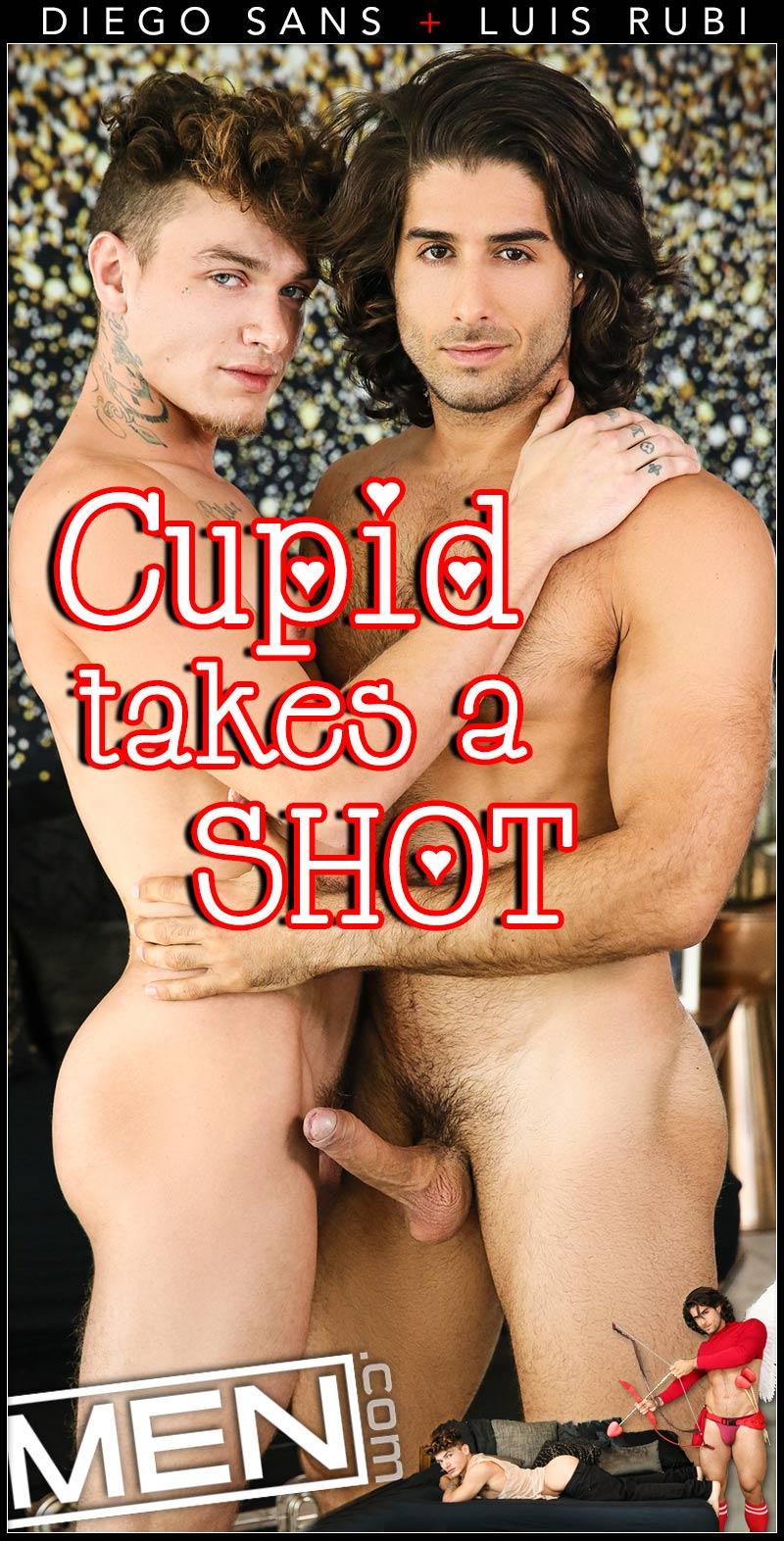 Cupid Takes A Shot (Diego Sans Fucks Luis Rubi) at Drill My Hole