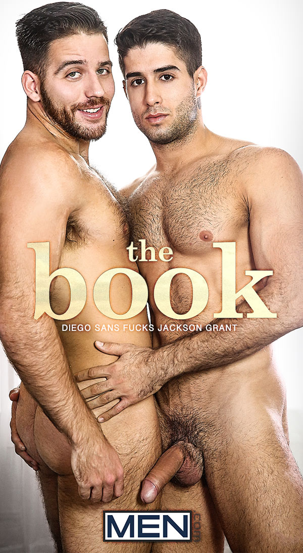 The Book (Diego Sans Fucks Jackson Grant) (Part 3) at Drill My Hole