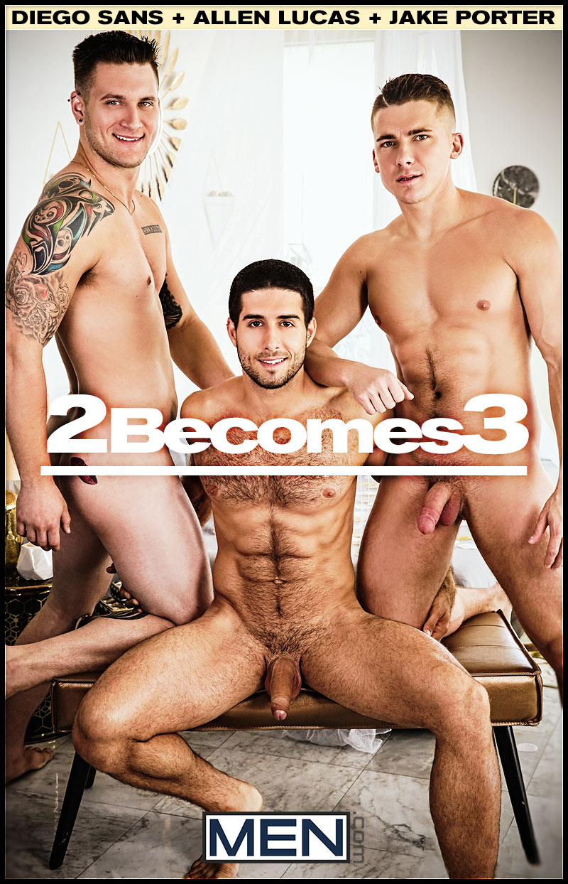 2 Become 3 (Diego Sans, Allen Lucas and Jake Porter) at Drill My Hole
