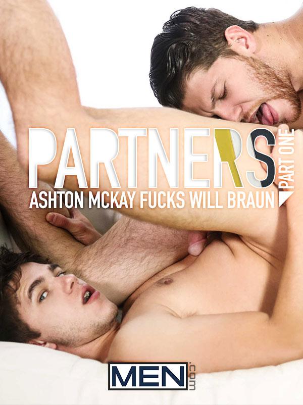 Partners (Ashton McKay Fucks Will Braun) (Part 1) at Drill My Hole