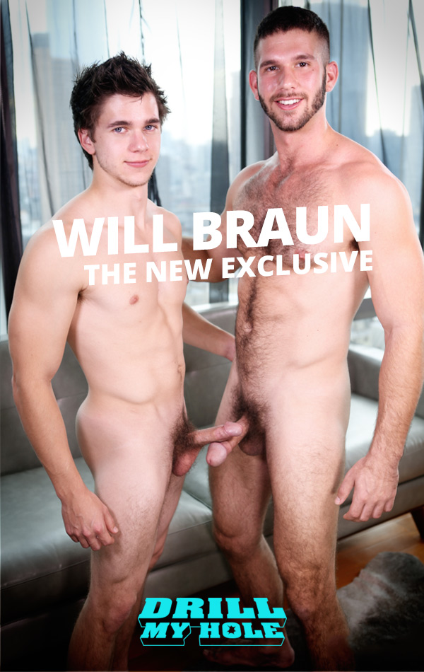 The New Exclusive: Will Braun (with Jimmy Fanz) at Drill My Hole