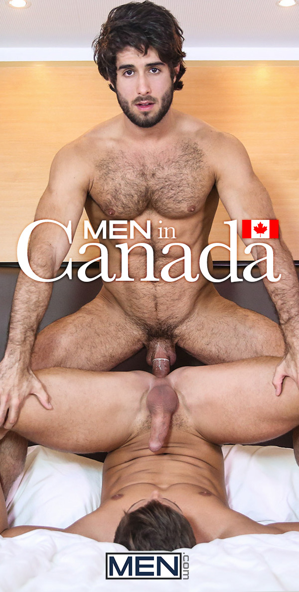 Men In Canada (Diego Sans Fucks Carter Dane) (Part 1) at Drill My Hole
