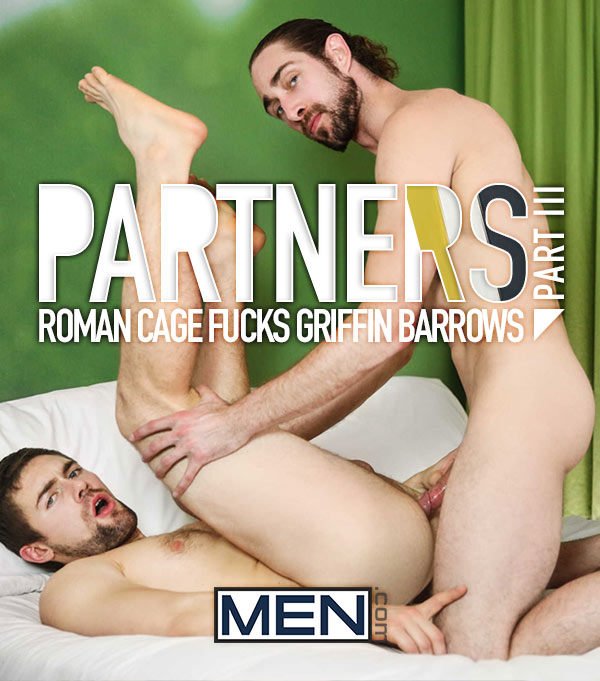 Partners (Roman Cage Fucks Griffin Barrows) (Part 3) at Drill My Hole