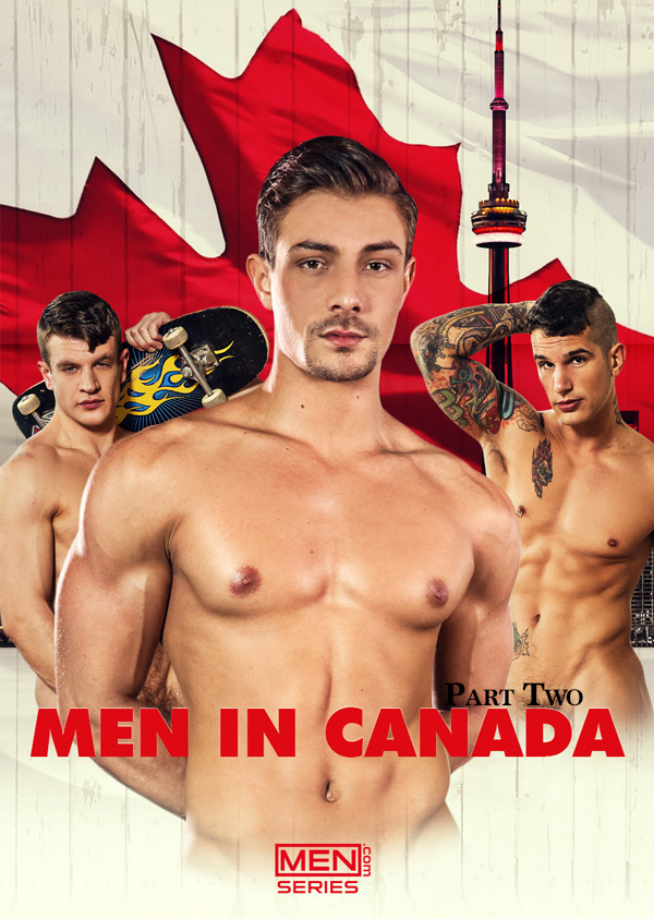Men In Canada (Pierre Fitch Fucks Dustin Holloway) (Part 2) at Drill My Hole