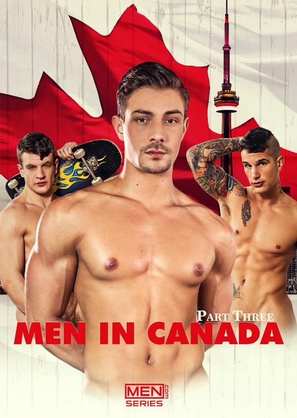 Men In Canada (Dustin Holloway Fucks Carter Dane) (Part 3) at Drill My Hole