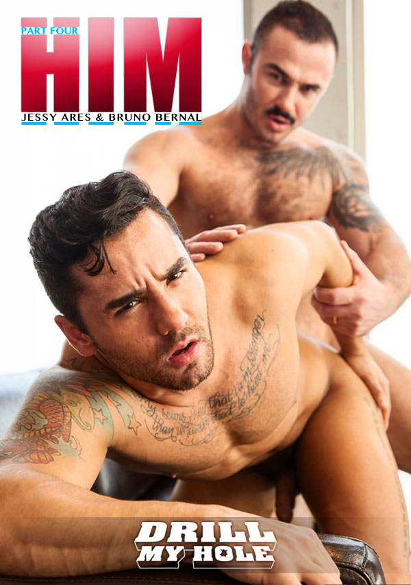 HIM (Jessy Ares & Bruno Bernal) (Part 4) at Drill My Hole