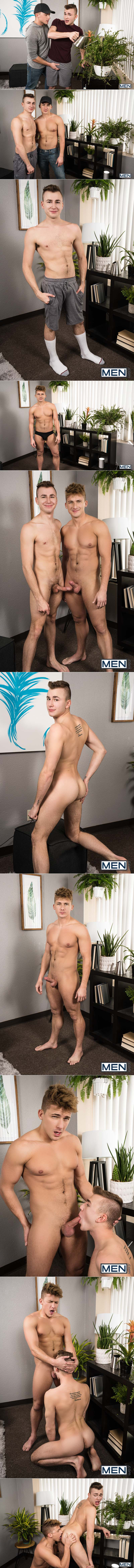 Green Thumb (Jake Porter Fucks Zander Lane) at Drill My Hole