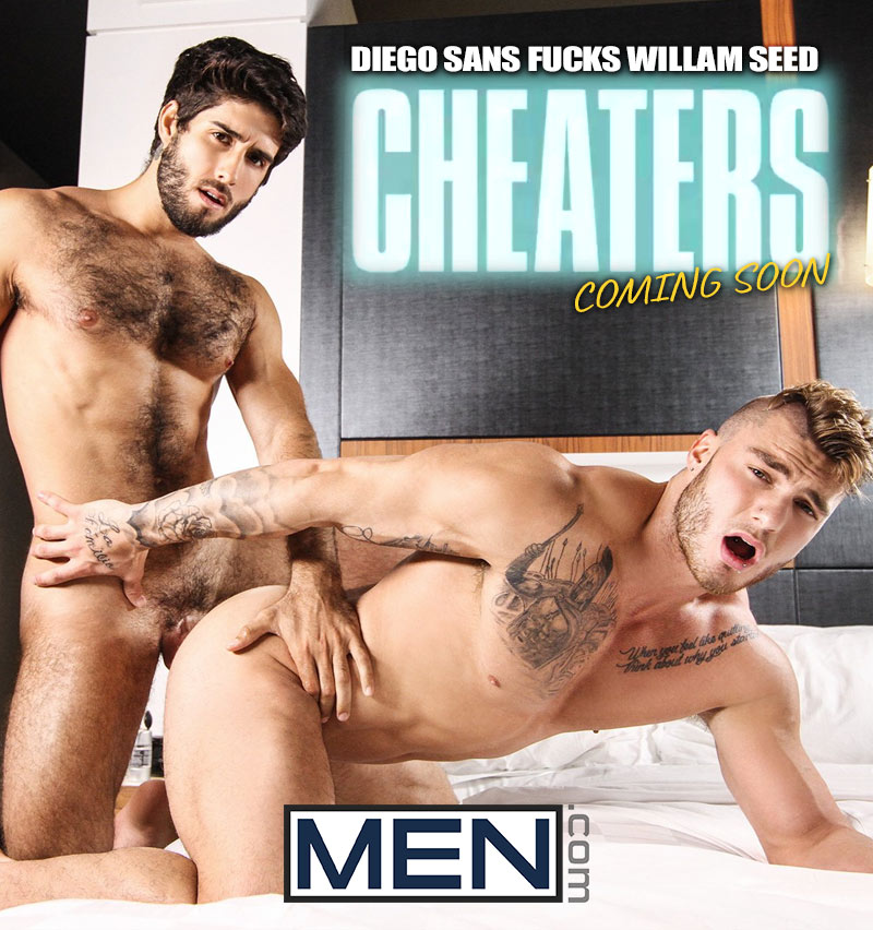 Cheaters, Part 1 (Diego Sans Fucks William Seed) at MEN