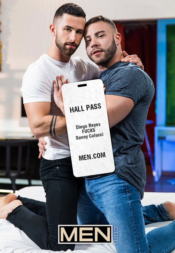 Hall Pass (Diego Reyes Fucks Sunny Colucci) (Part 2) at Drill My Hole