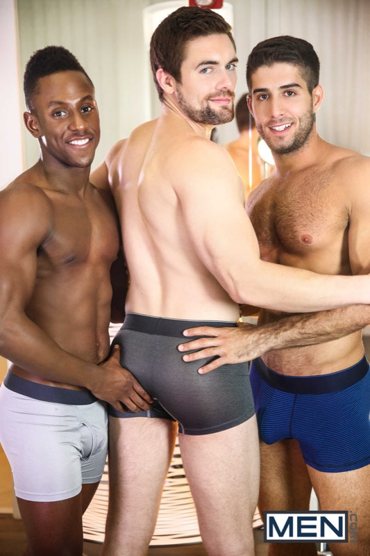 Thoroughbred (Diego Sans, Griffin Barrows & Liam Cyber) (Part 3) at Drill My Hole