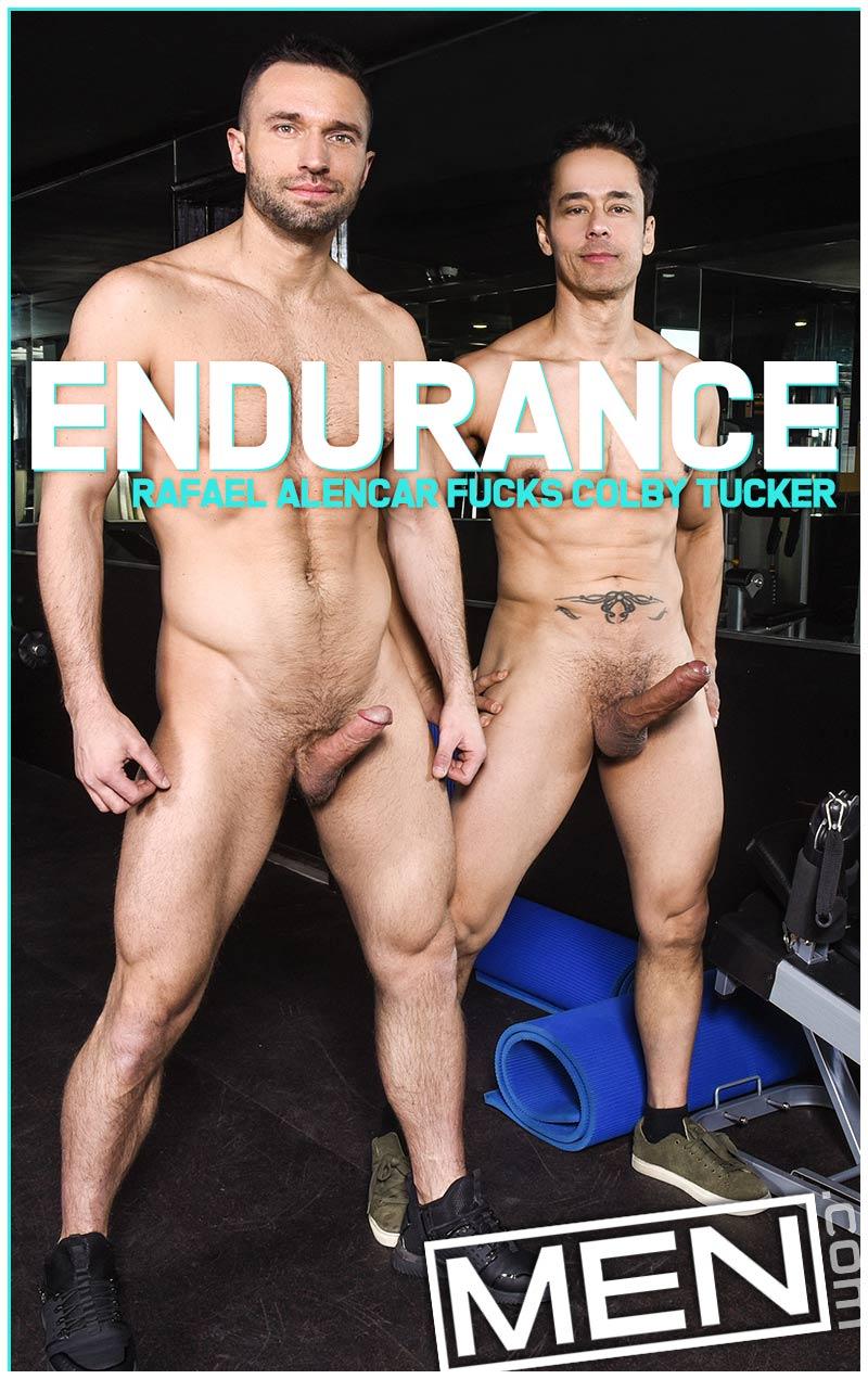 Endurance (Rafael Alencar Fucks Colby Tucker) at Drill My Hole
