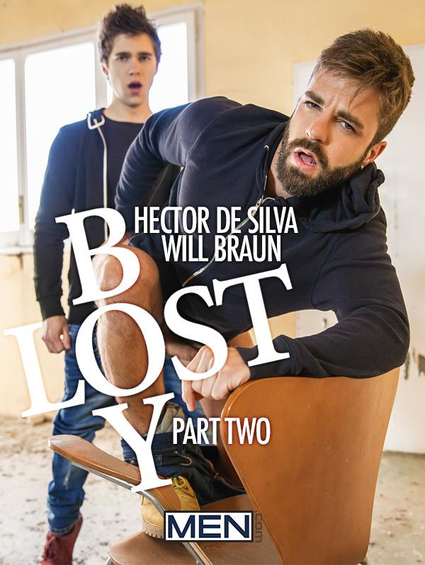 Lost Boy (Will Braun Fucks Hector De Silva) (Part 2) at Drill My Hole
